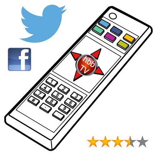 hbbtv vs smart tv, la televisión social
