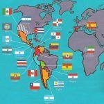 la blogosfera hispanica, paises en los que se habla español